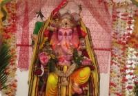 lord ganesh by ganesh utsava samithi